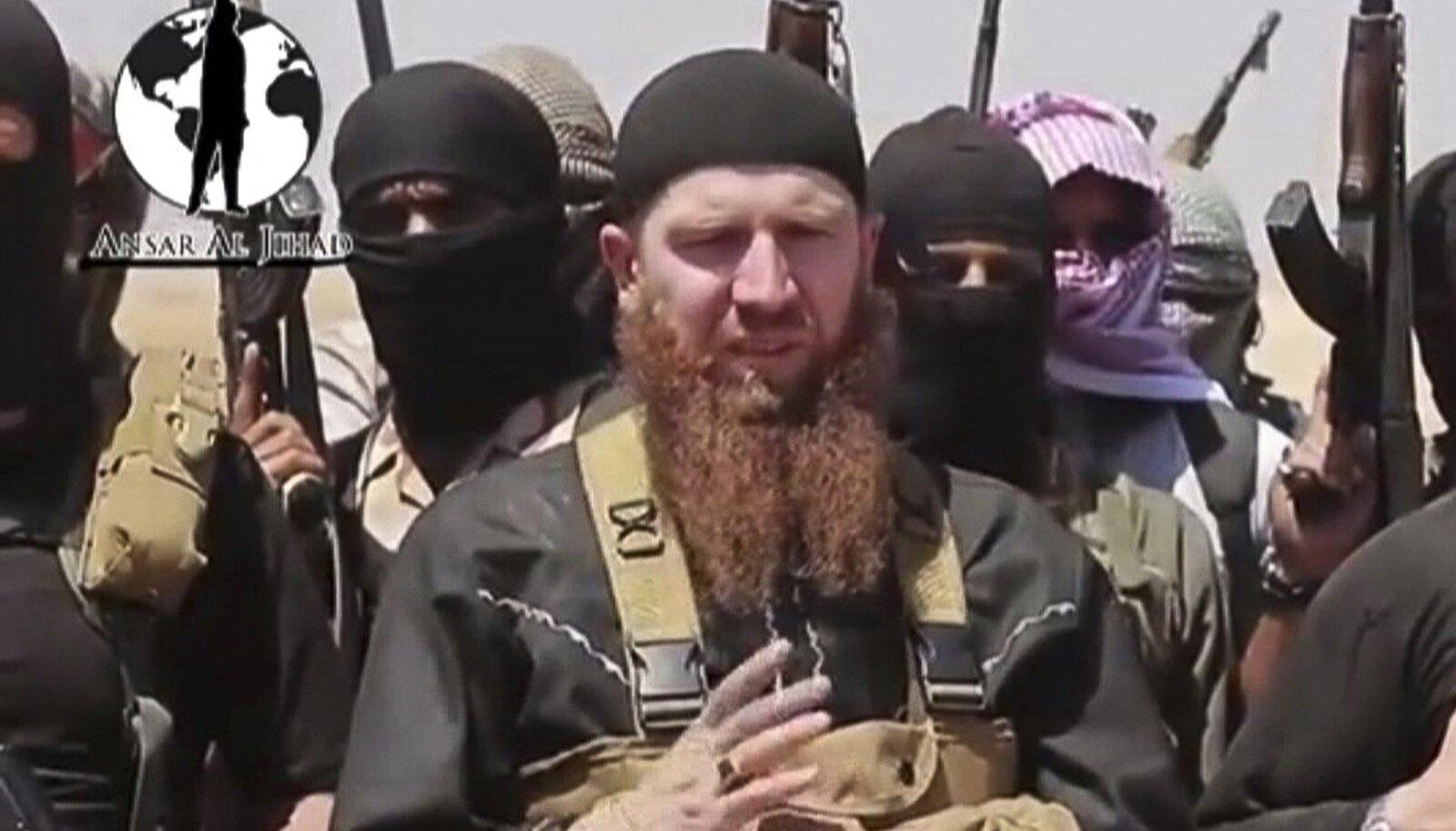 ISIS, al-Shishani