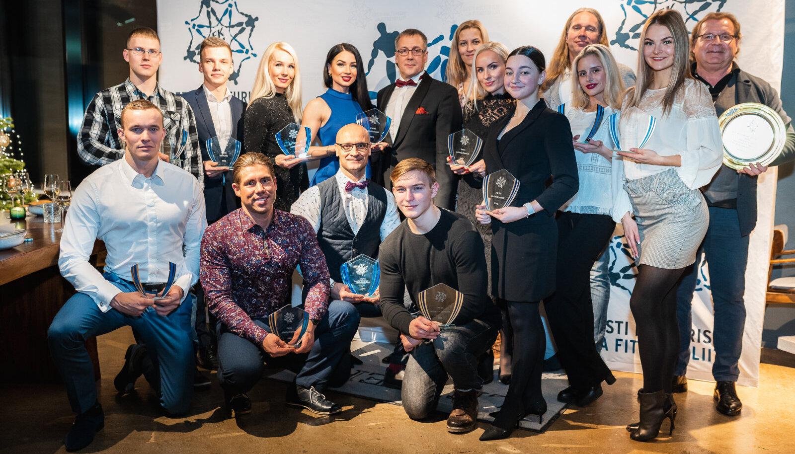 Eesti kulturismi ja fitnessi gala.