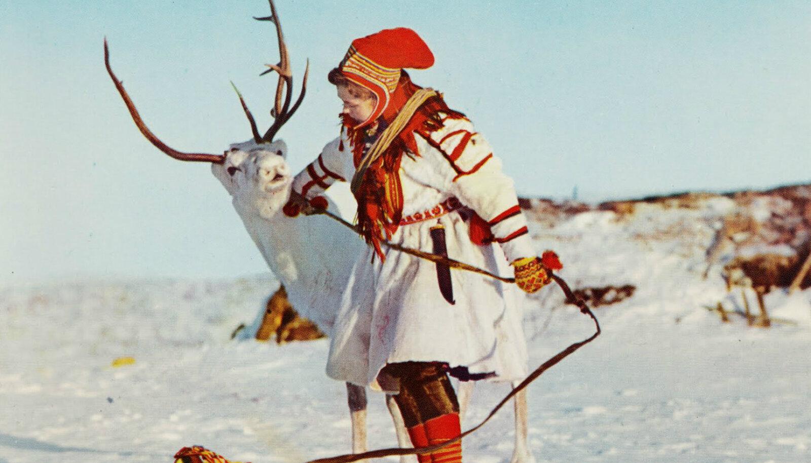 Saamimaa on Põhjala maagia kodu. Saamid elavad kooskõlas loodusega.