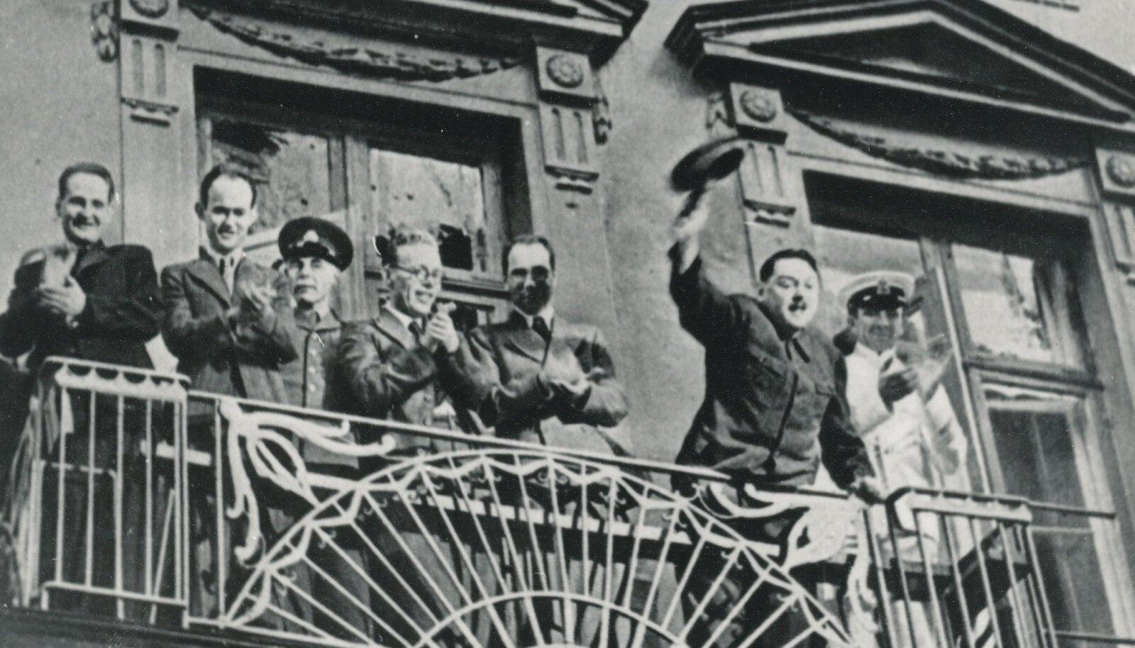 Andrei Ždanov Eesti kommunistidega