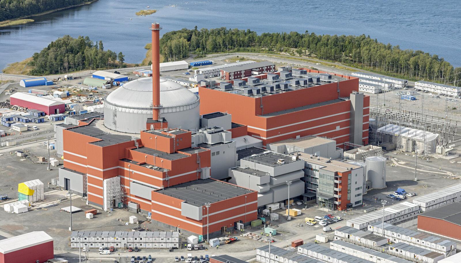 Olkiluoto 3 tuumajaam.