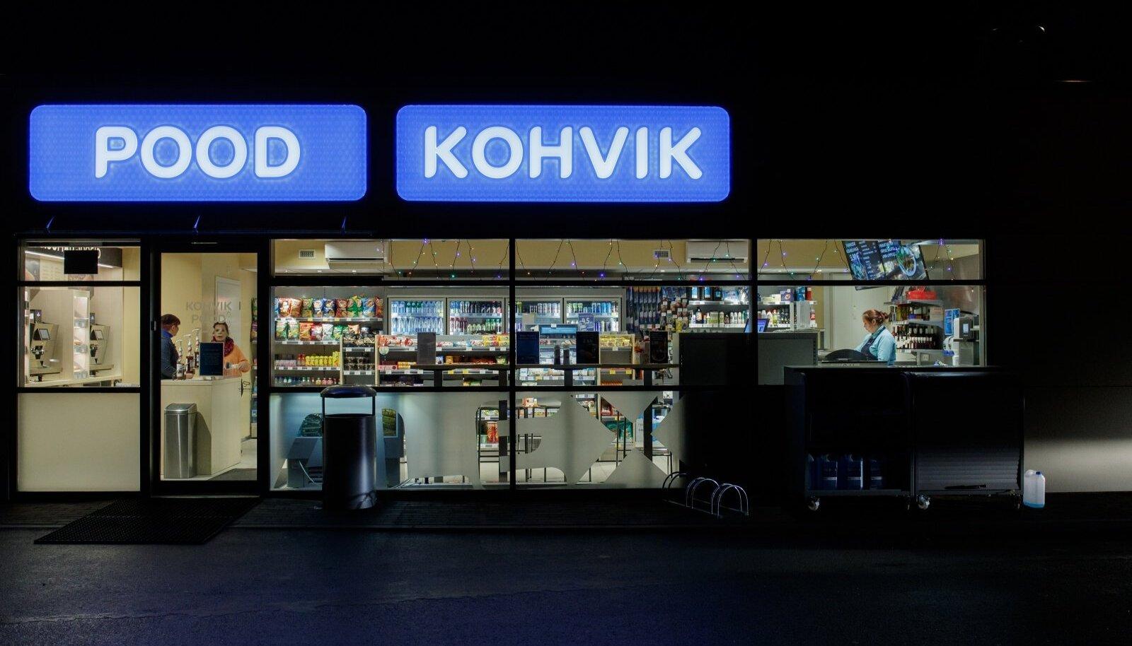 Viiruse leviku vastu kehtestatud reeglid kehtivad ka bensiinijaamade poodides.