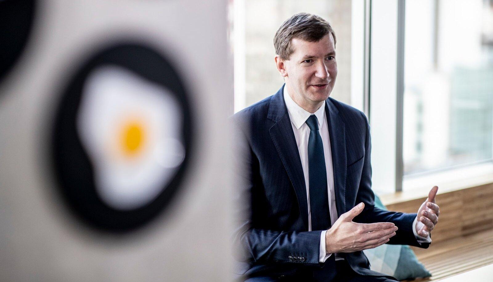 LHV Suurbritannia panga juht Erki Kilu