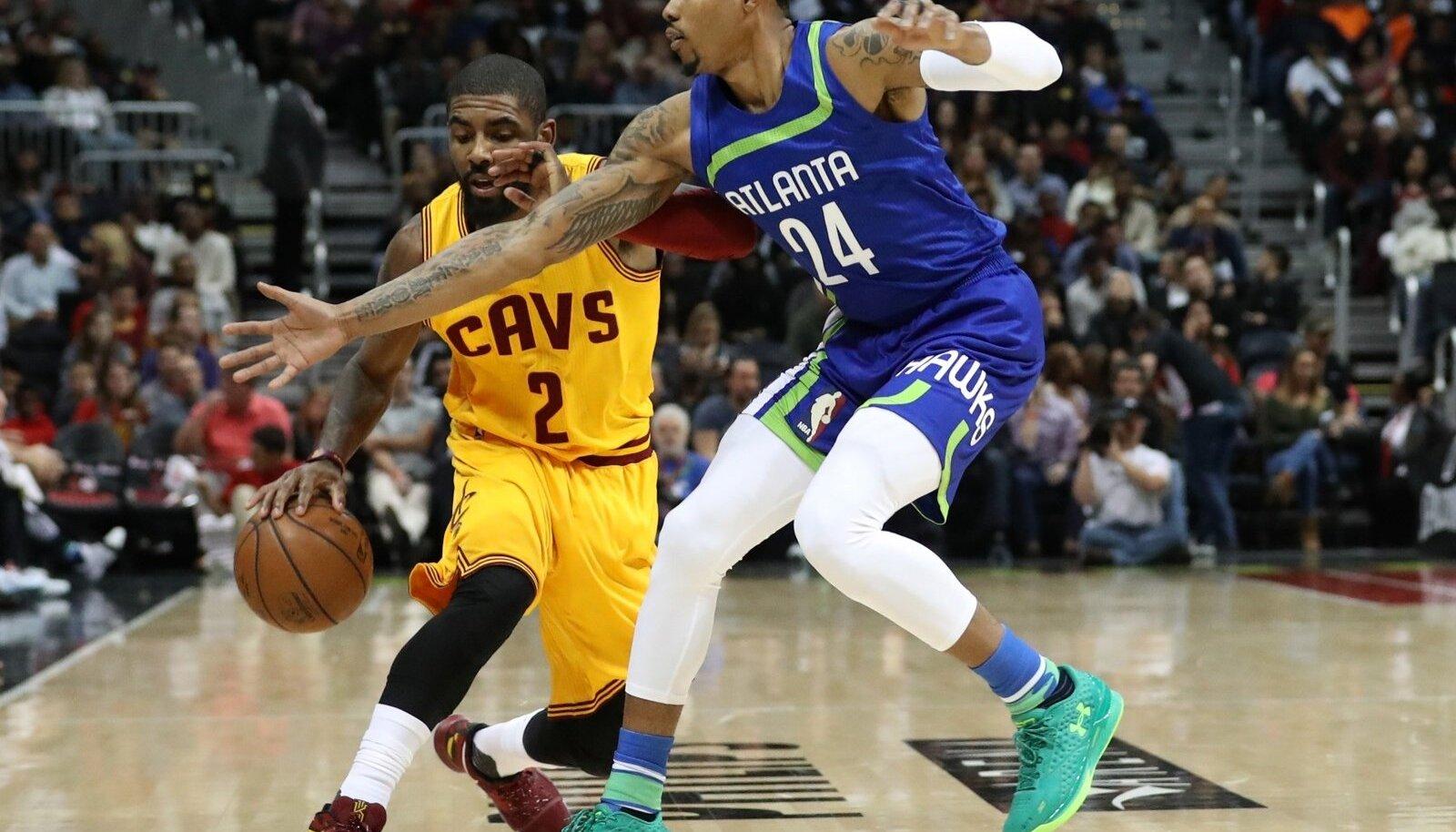 NBA: Cleveland Cavaliers at Atlanta Hawks