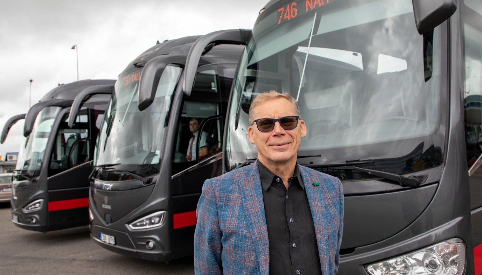 Hugo Osula, Eesti transpordiettevõtja