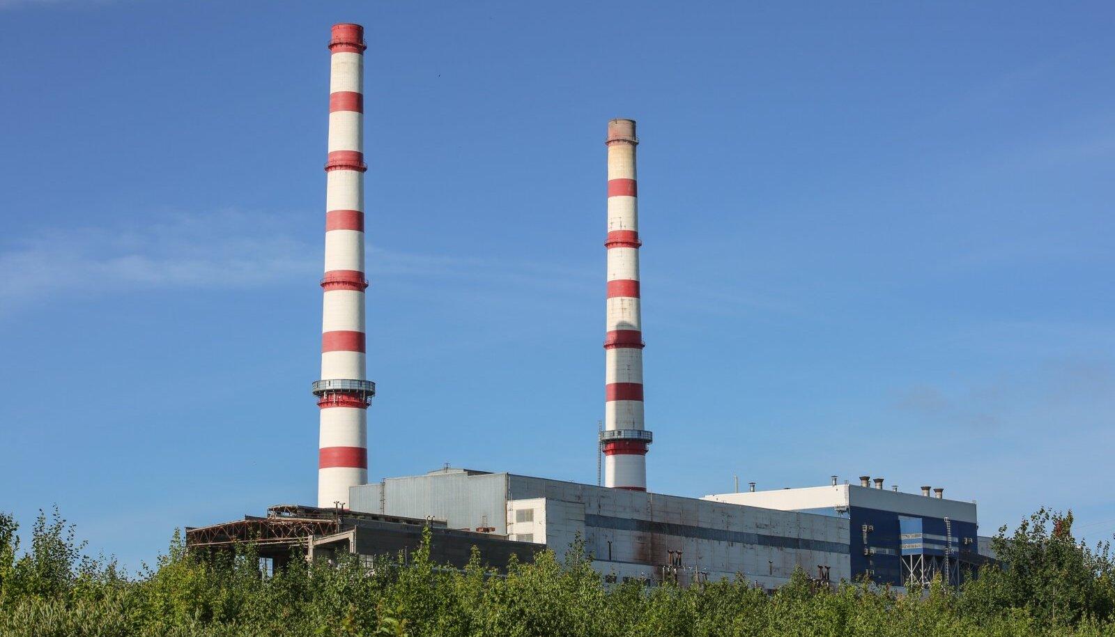 Eesti Energial on võimalik küsida Narva elektrijaamades puidu põletamiselt toetust.
