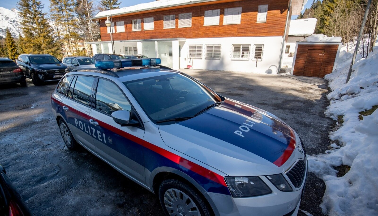 Sportlastel Austrias enam politseid karta ei tule, kuid Rootsis küll.