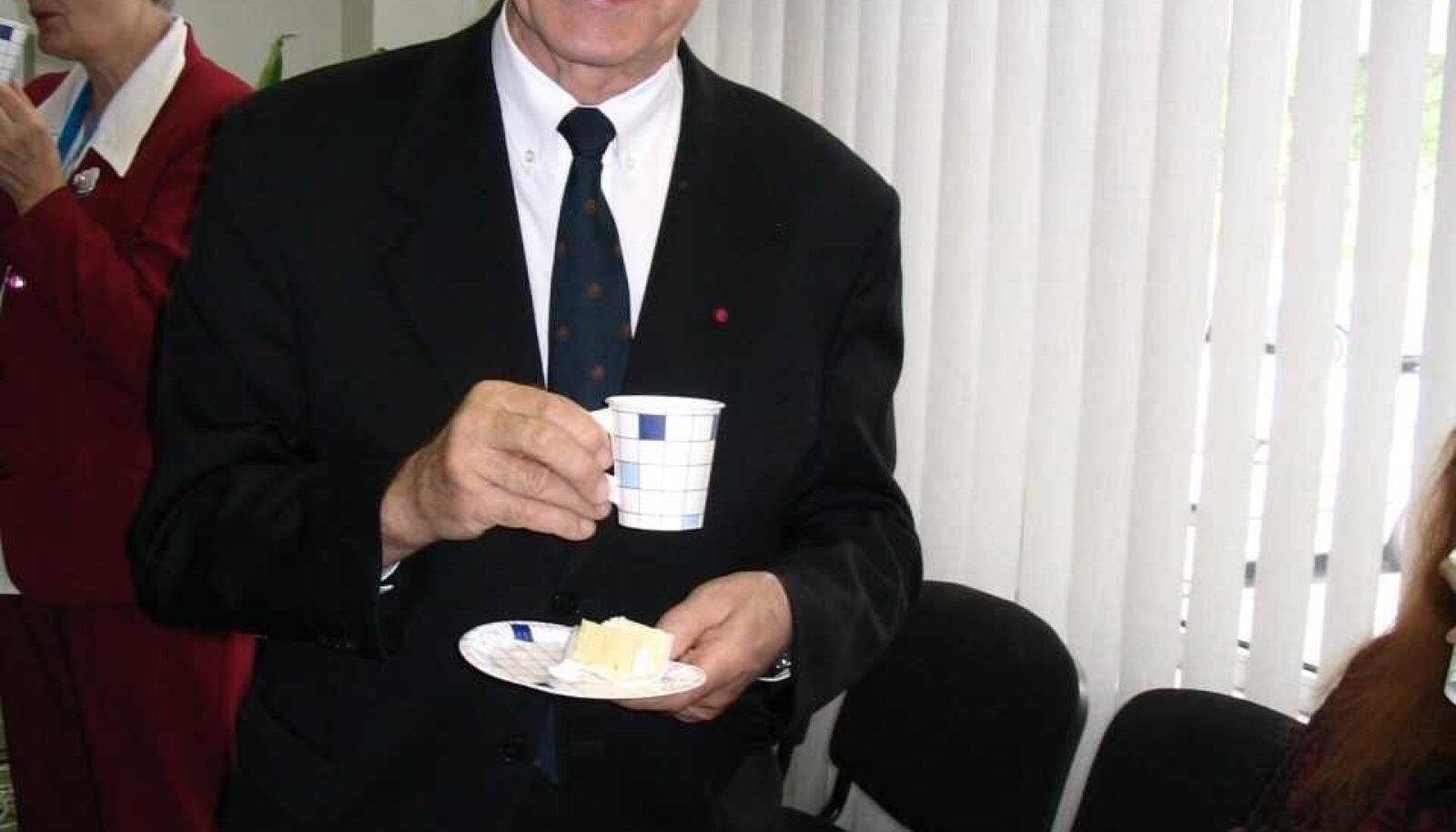 Udo Margna oli tark, uudishimulik, sõbralik ja südamlik ning julges alati öelda, mida ta tegelikult mõtles.
