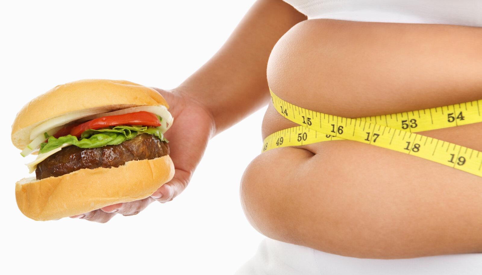 Ülesöömise tegelik põhjus seisneb selles, et me lihtsalt saame süüa nii palju, kui süda lustib