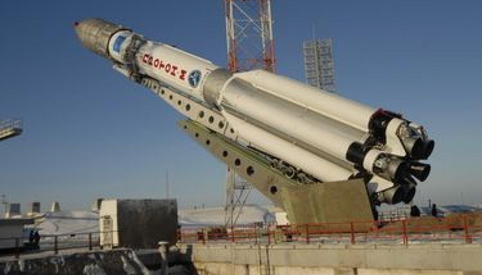 Vene kanderakett Proton-M