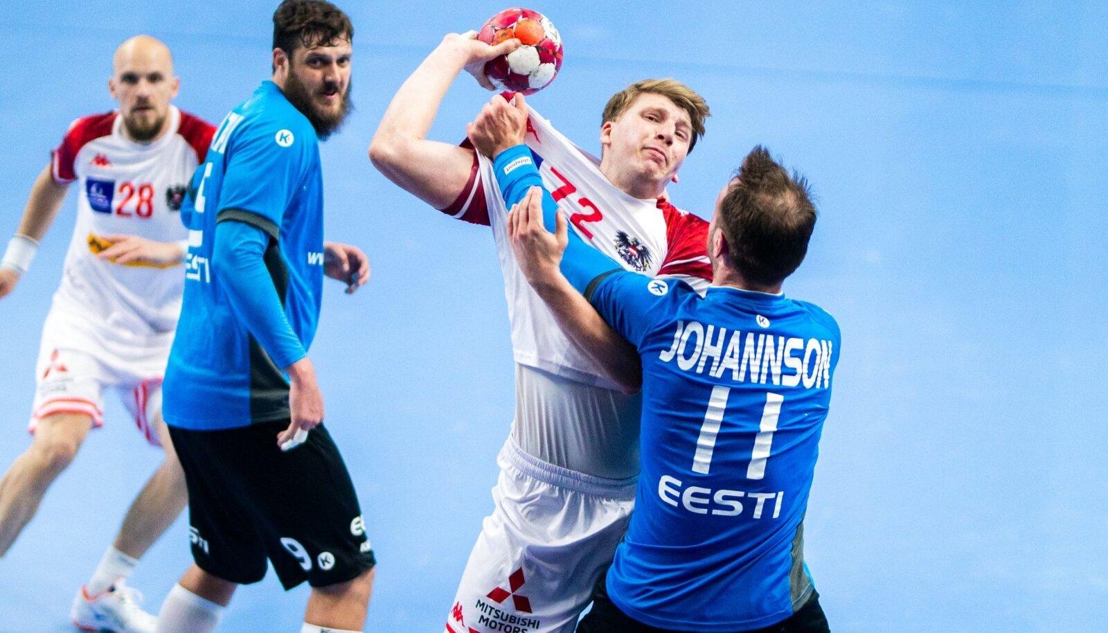 Eesti käsipallikoondis oli EM-i piletile lähemal kui kunagi varem.