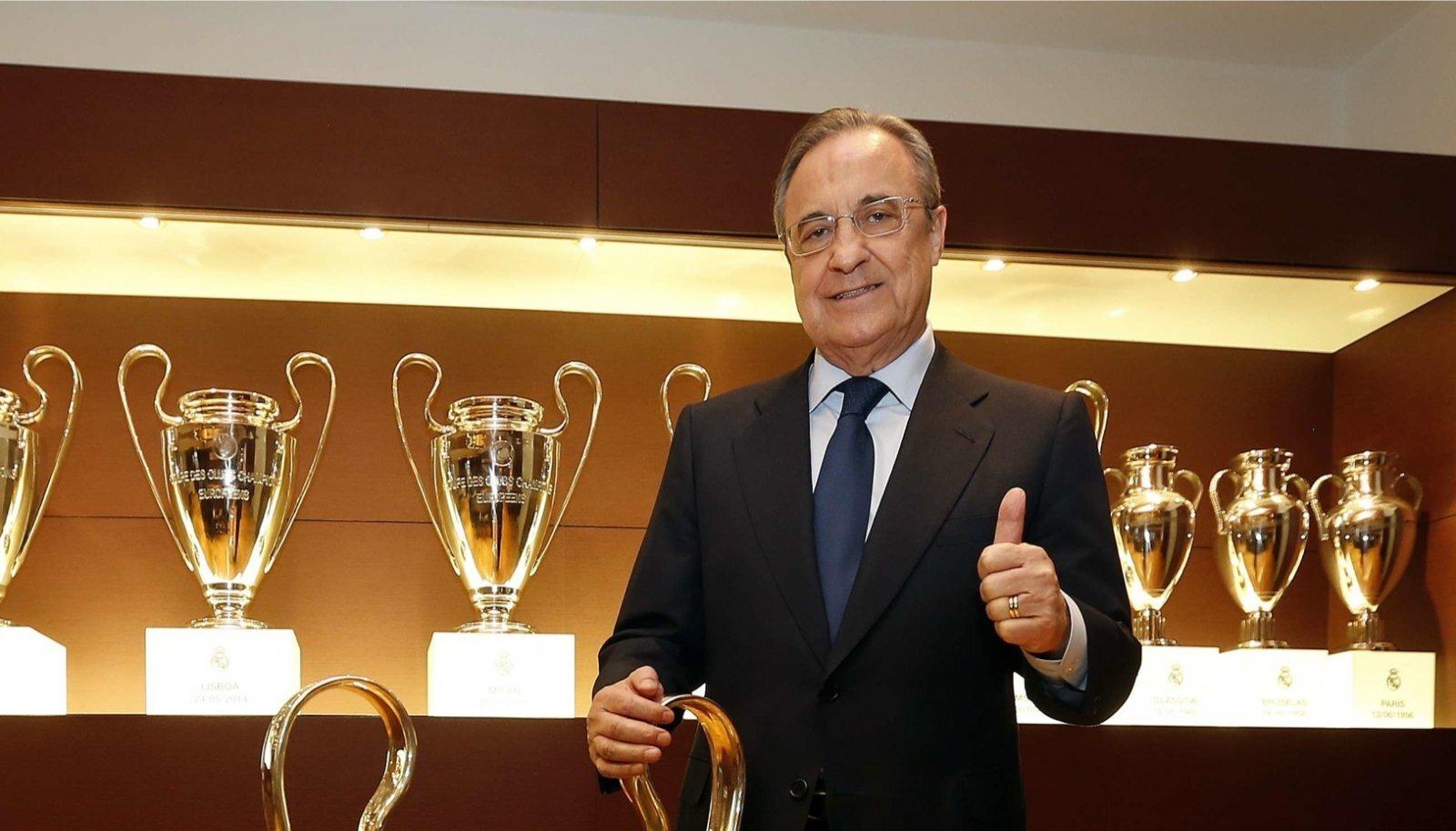 Madridi Real on 13 tiitliga Meistrite liiga läbi aegade edukaim klubi. Nüüd tahab Reali president Florentino Perez viia Reali Superliigasse. Seejuures on Perez kogu selle projekti eestvedajaks.