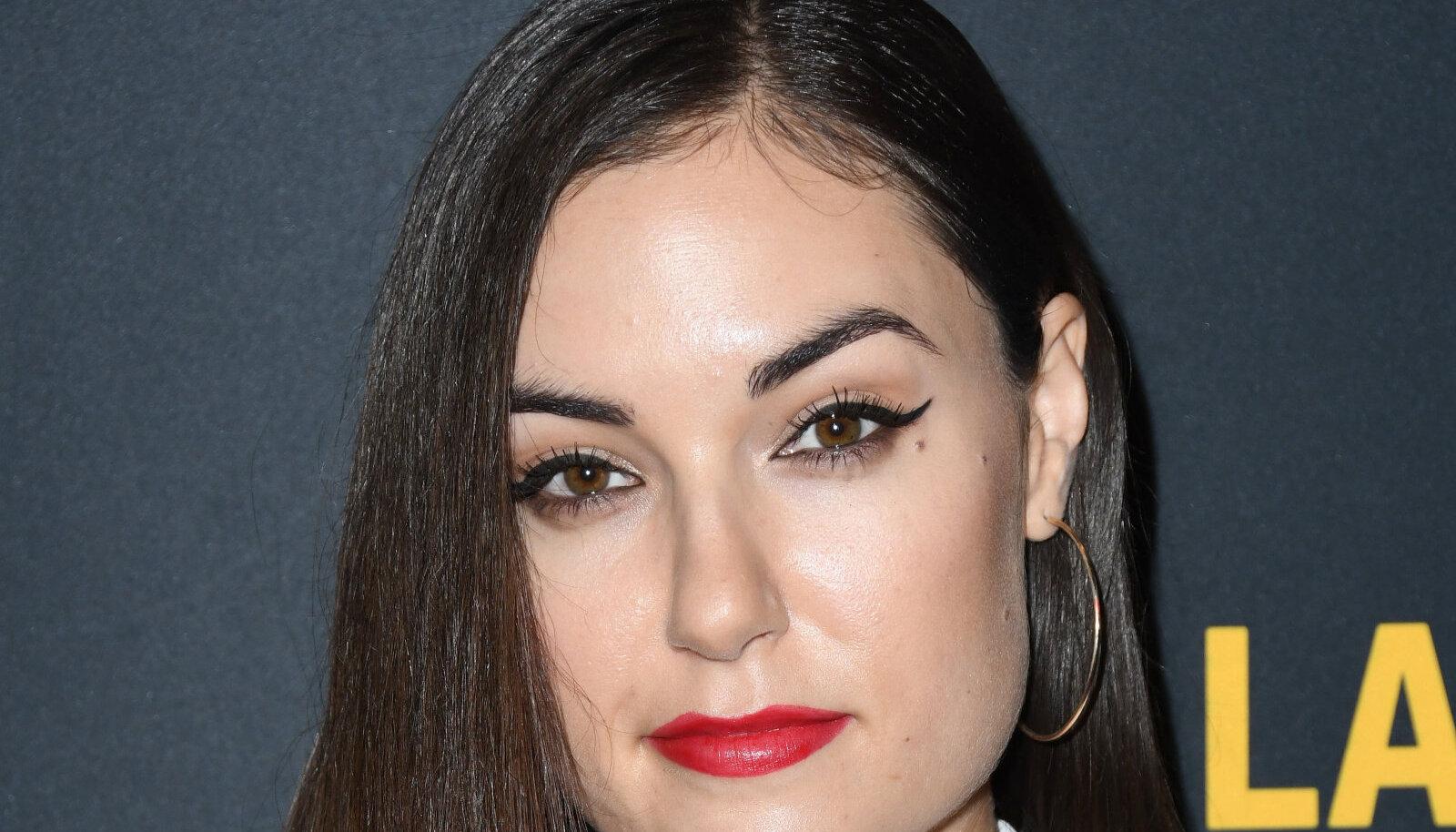 Sasha Grey, 2018