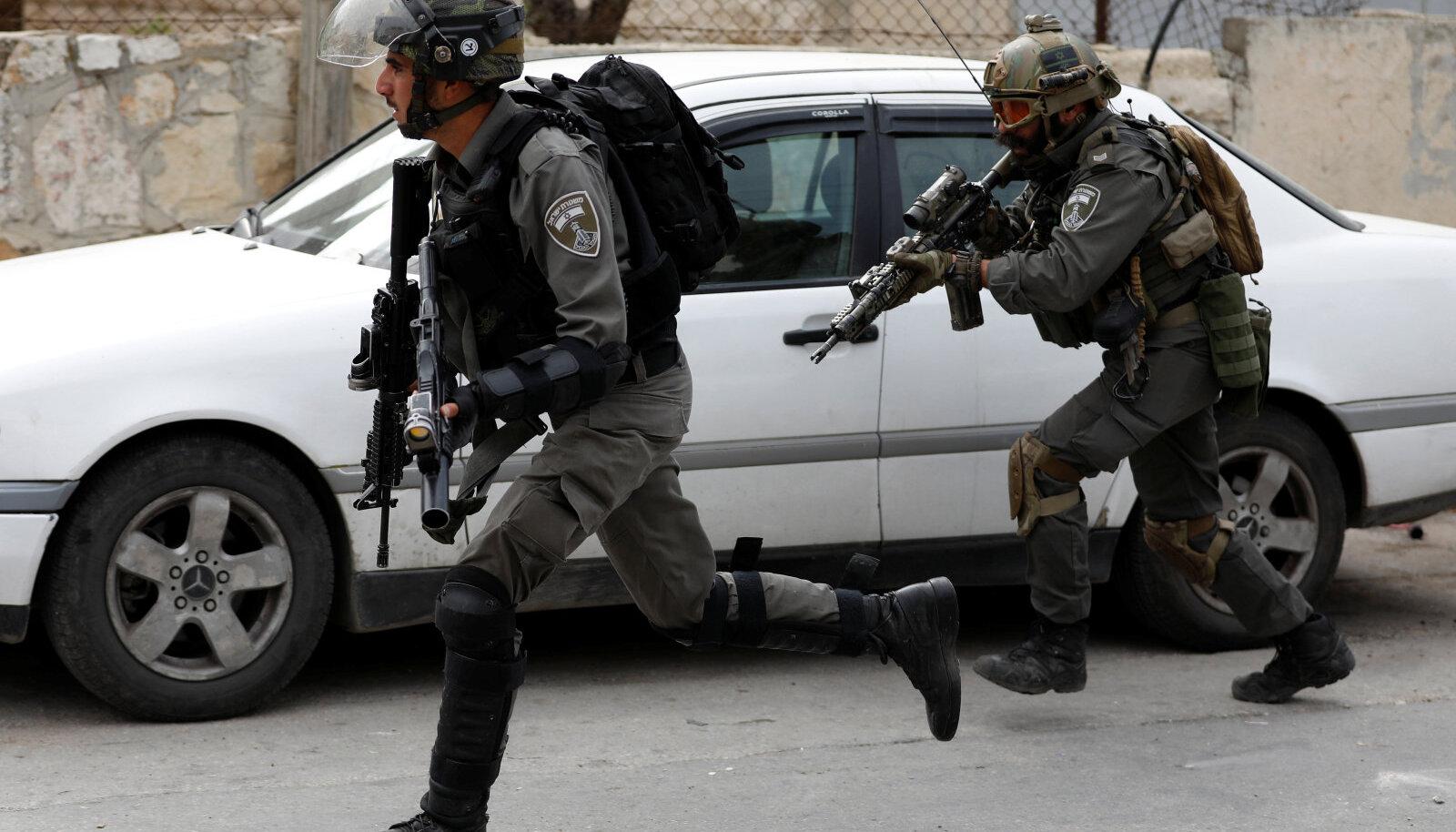 Iisraeli politsei