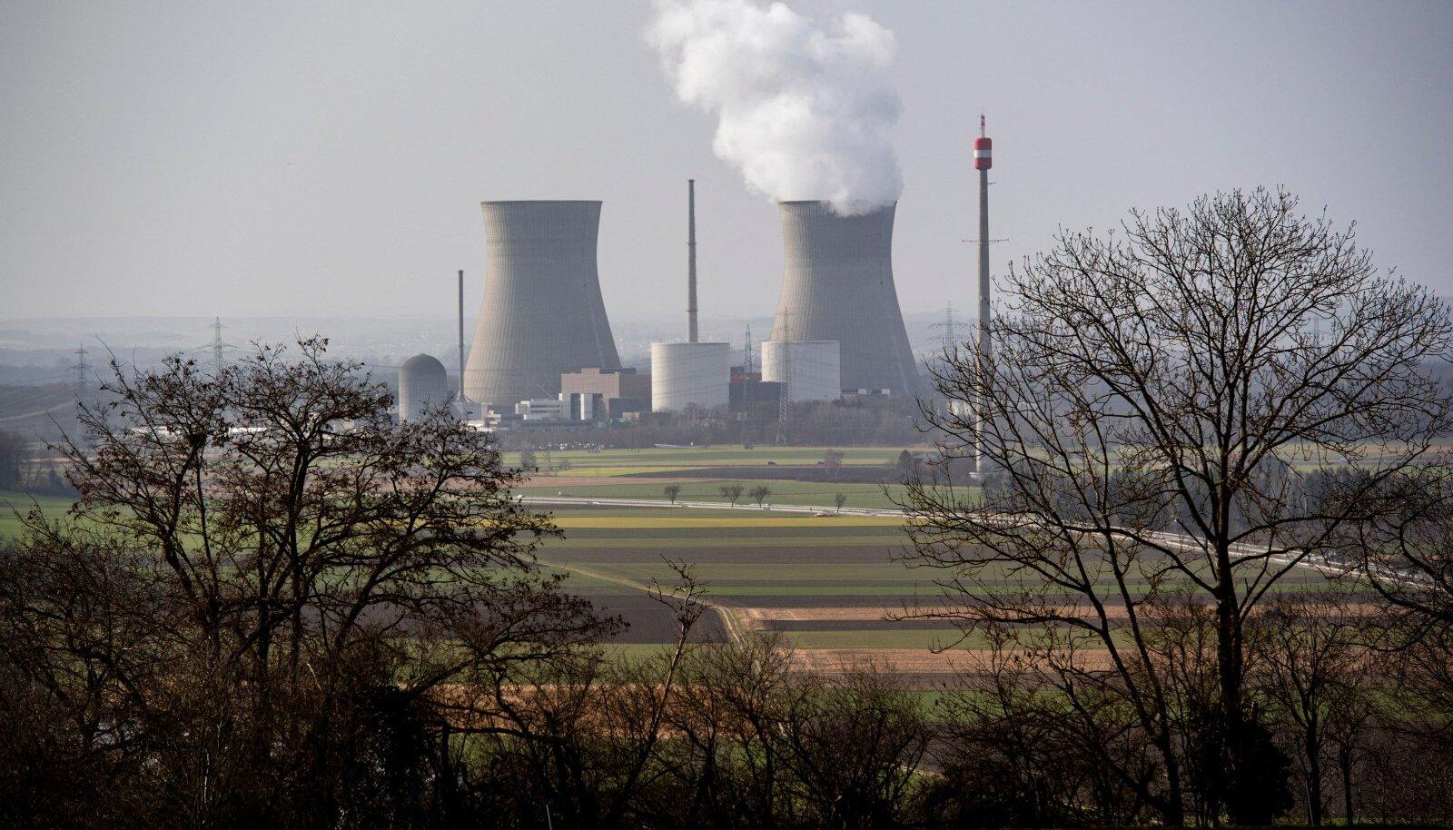 Gundremmingeni tuumaelektrijaam