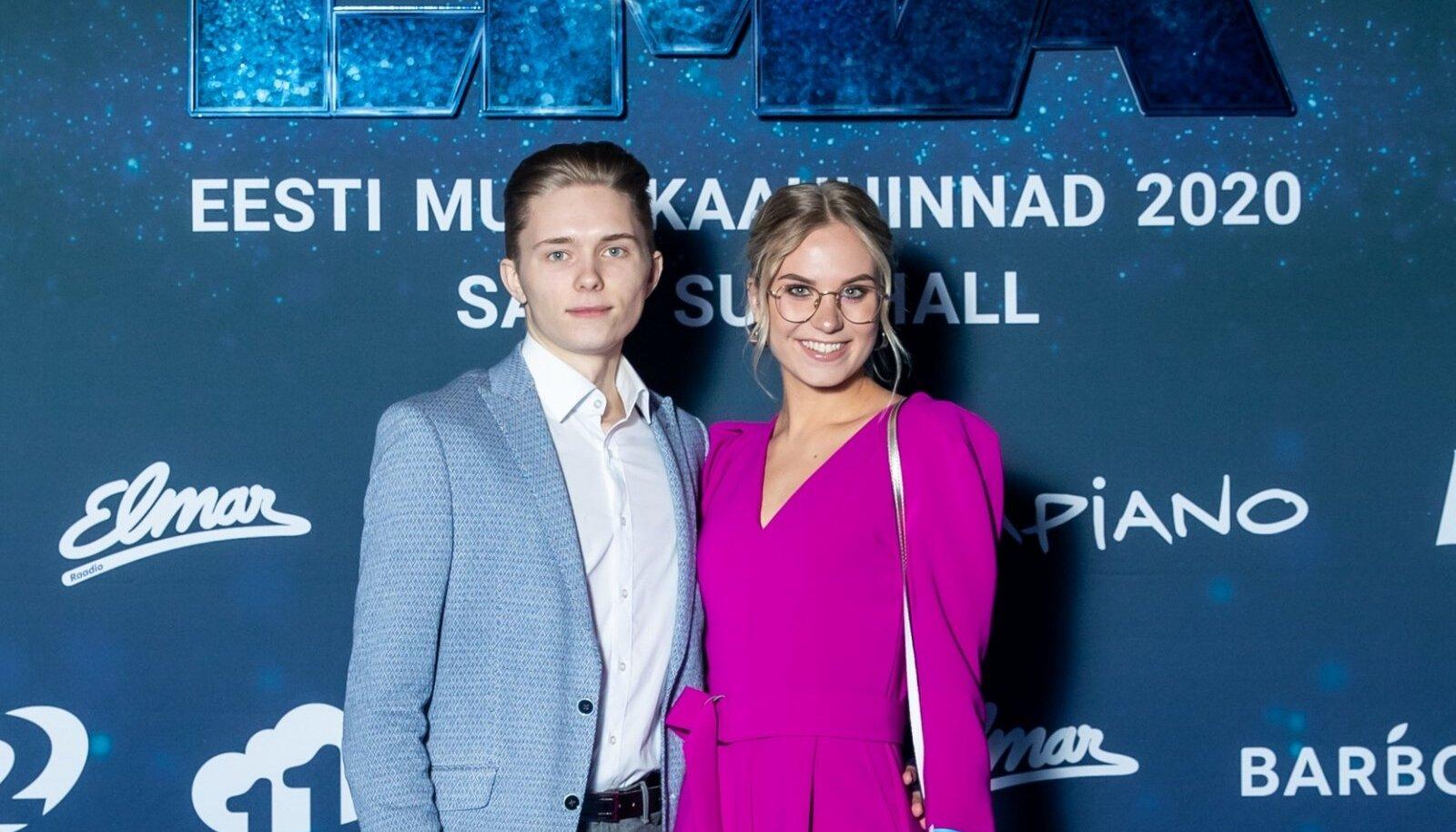 Eesti Muusikaauhinnad 2020, EMA2020