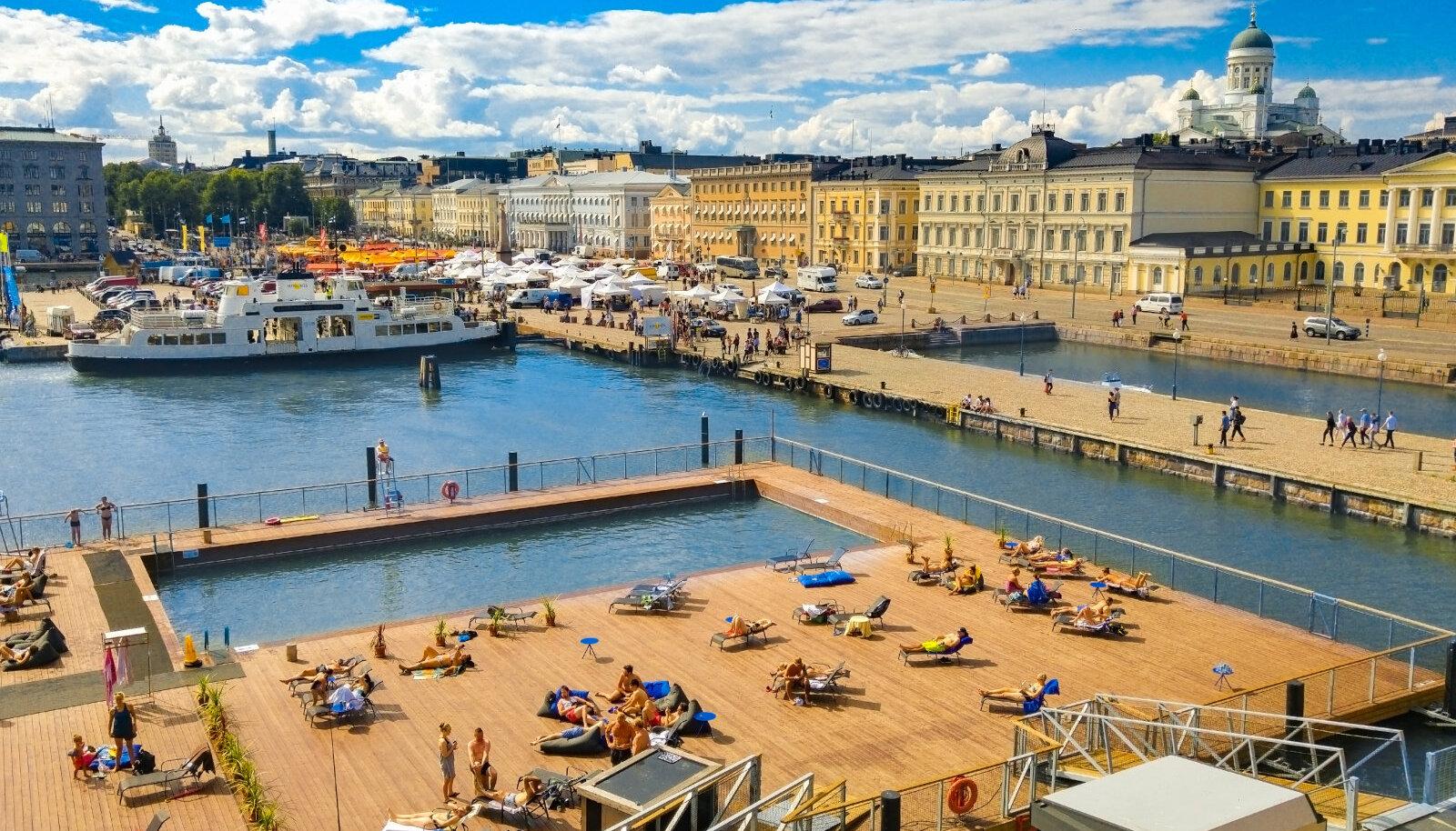 Allas Sea Pool, Helsingi