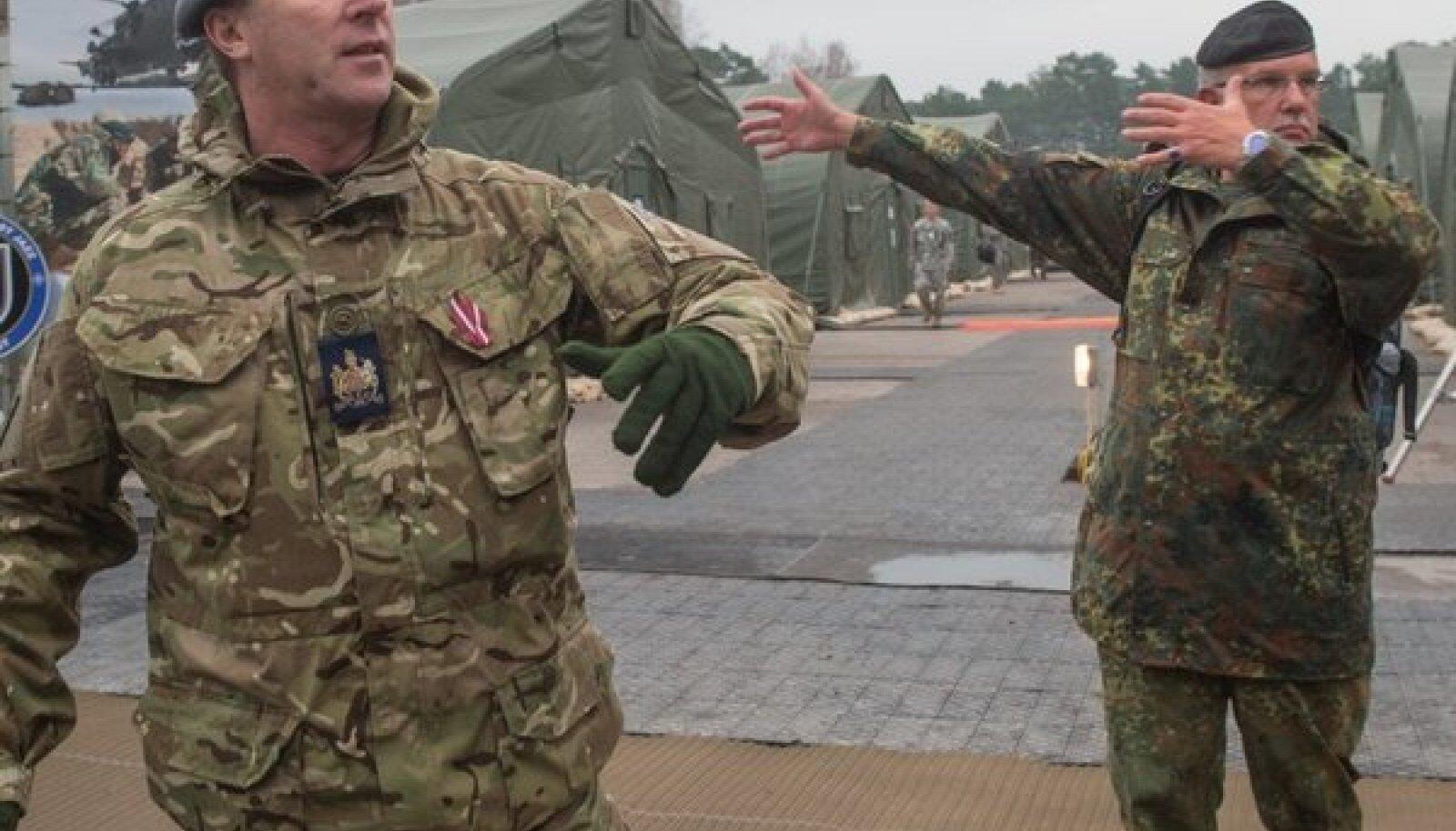 NATO suurõppus