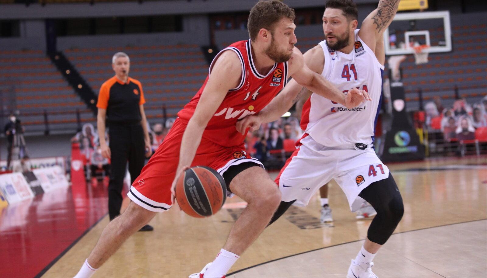 Olympiacos vs CSKA