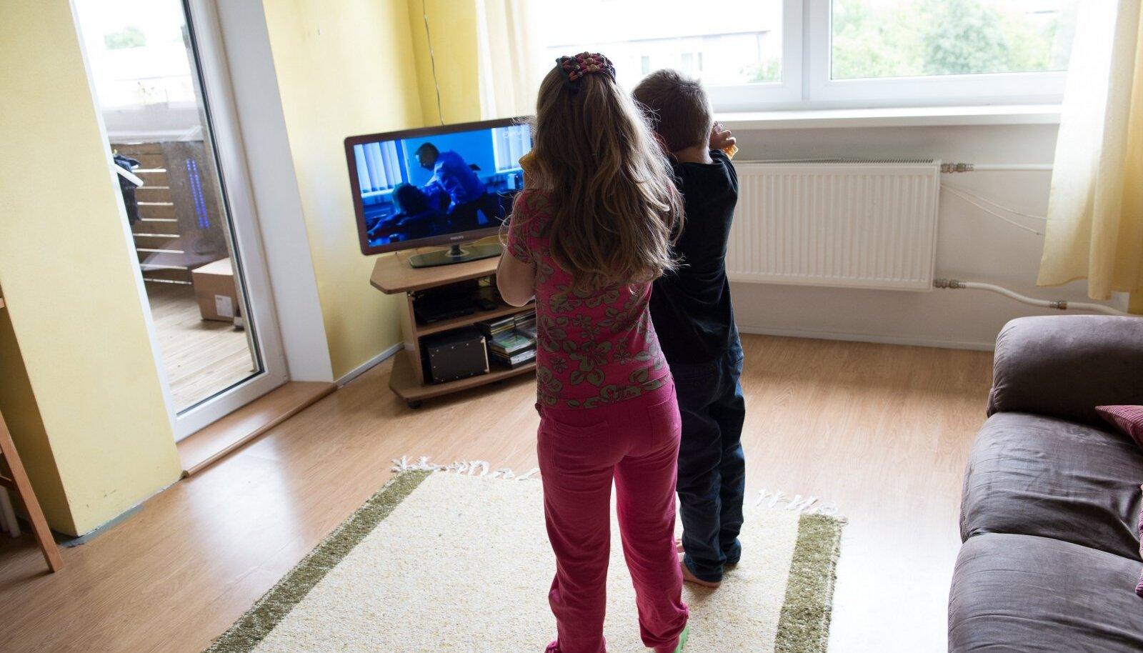 Miniteve on mõeldud kõige noorematele vaatajatele
