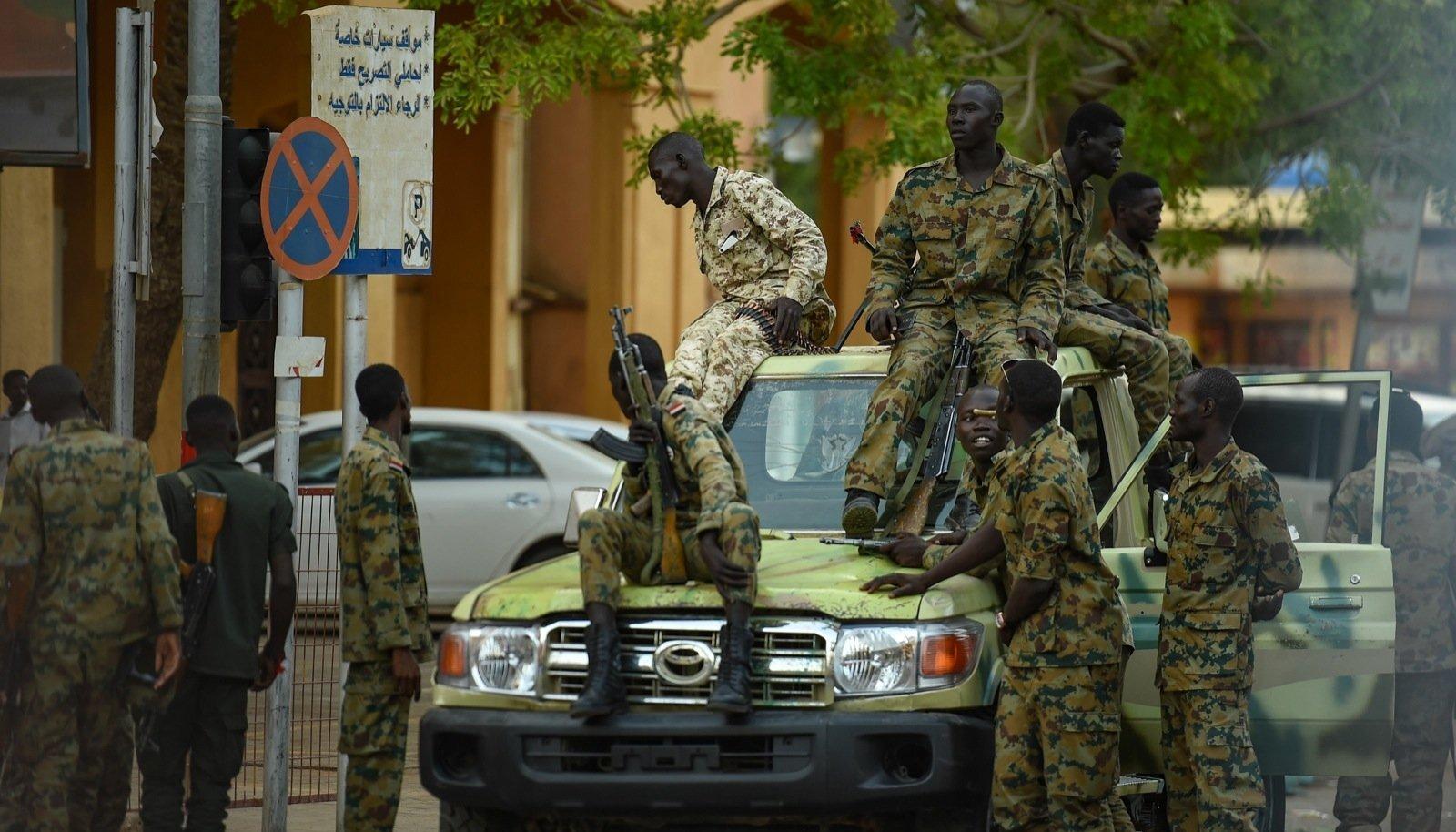 Lekkinud dokumendid: Venemaa tugevdab Aafrikas agaralt haaret