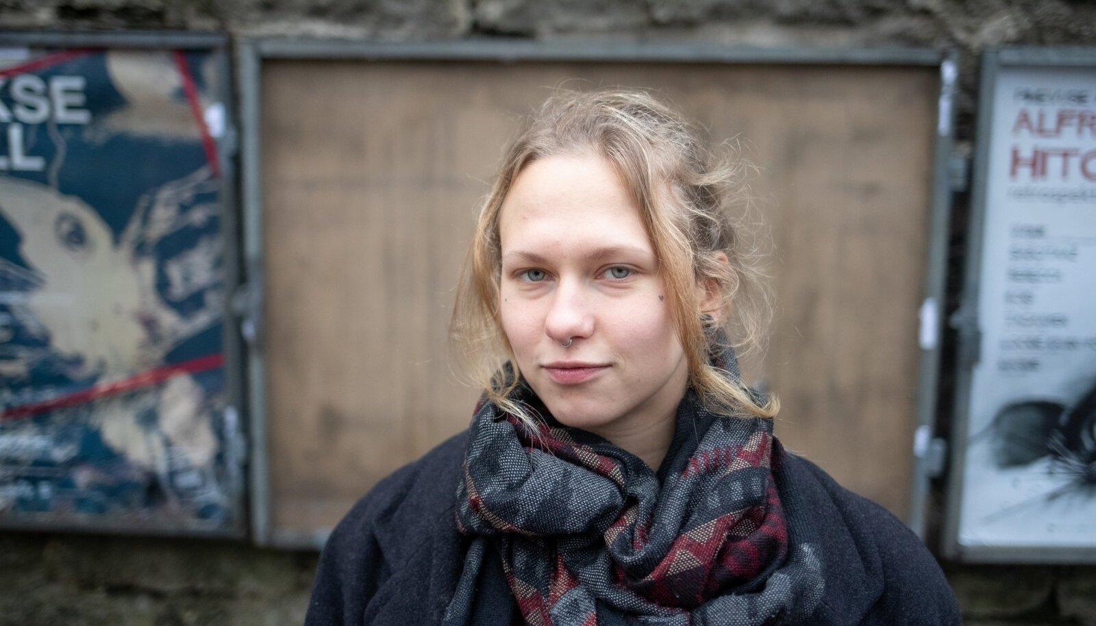Palgaline teatrivaataja Alissija-Elisabet Jevtjukova