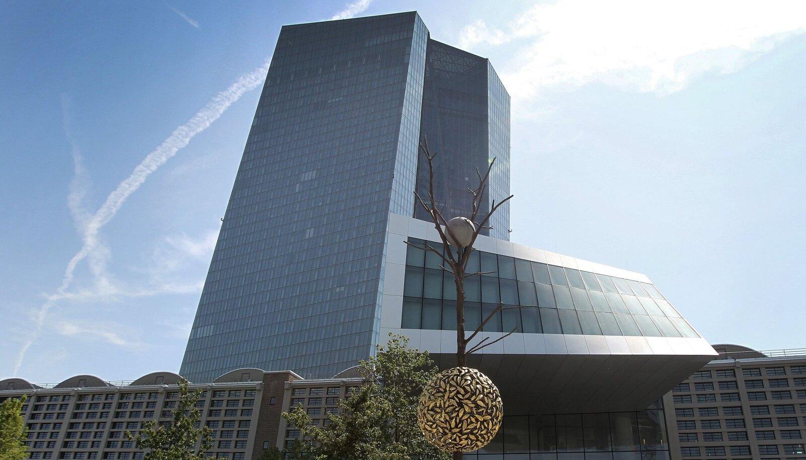 Euroopa Keskpanga hoone
