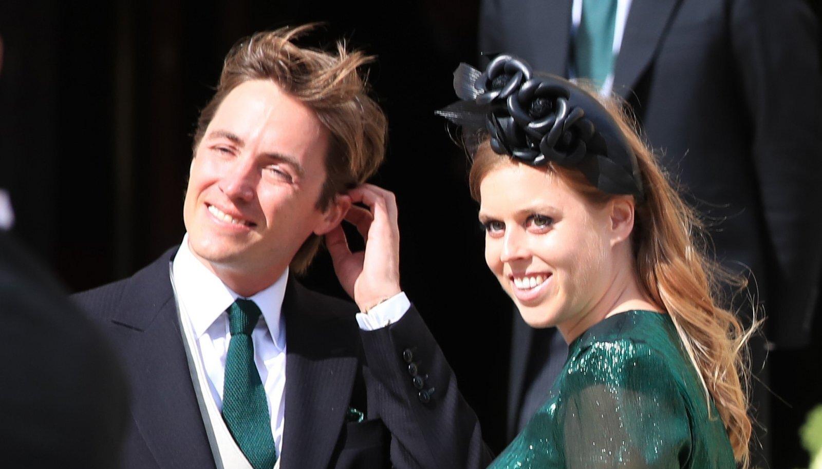Принцесса тайно вышла замуж за итальянского графа Мапелли-Моцци в июле 2020 года