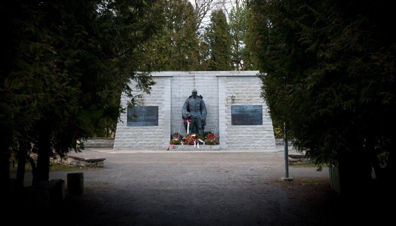 II maailmasõjas hukkunute monument