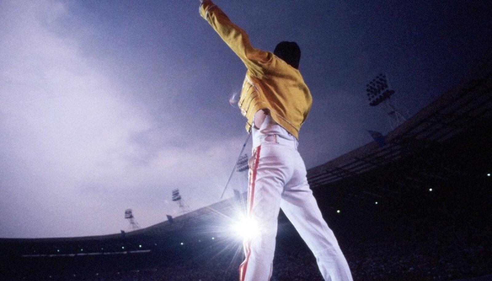 """""""Freddie Mercury - The Great Pretender"""""""