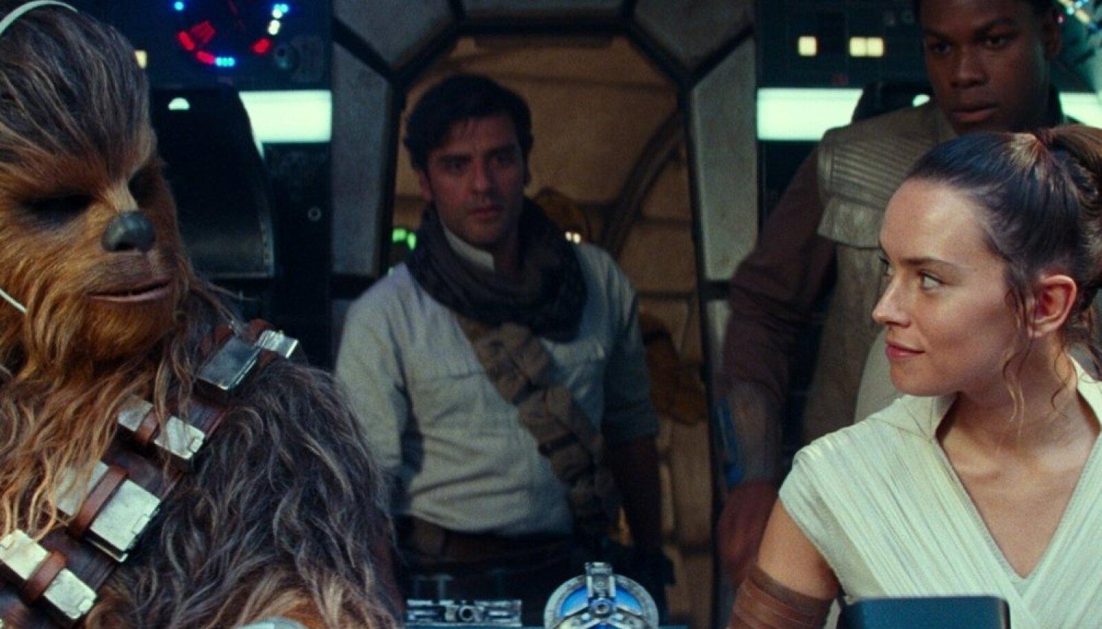 Star Wars: The Rise of Skywalker (2019) - filmstill
