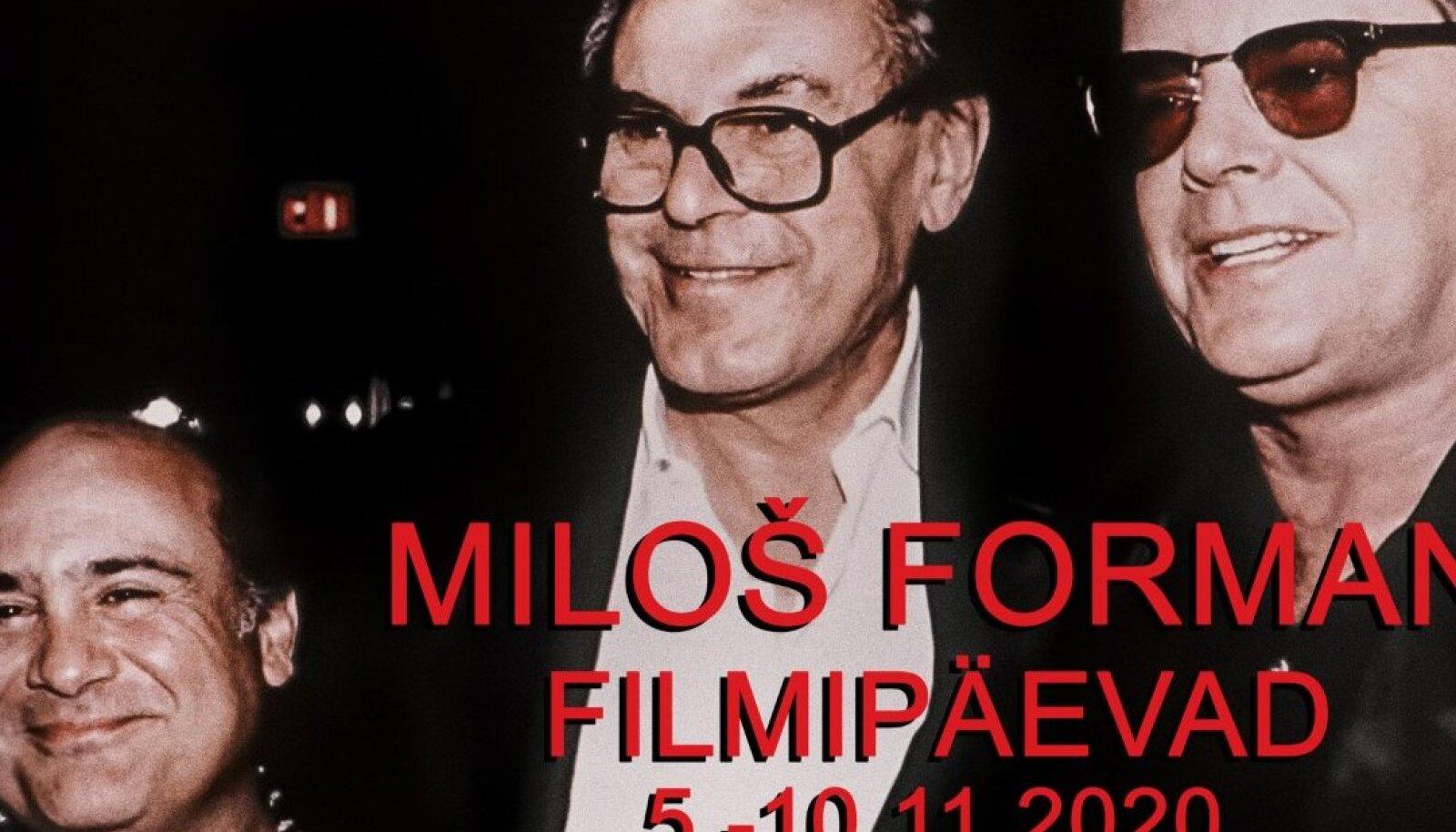 Miloš Formani filmipäevad