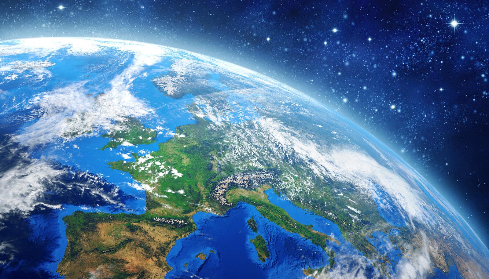 Kas elu Maal on väljasuremisohus?