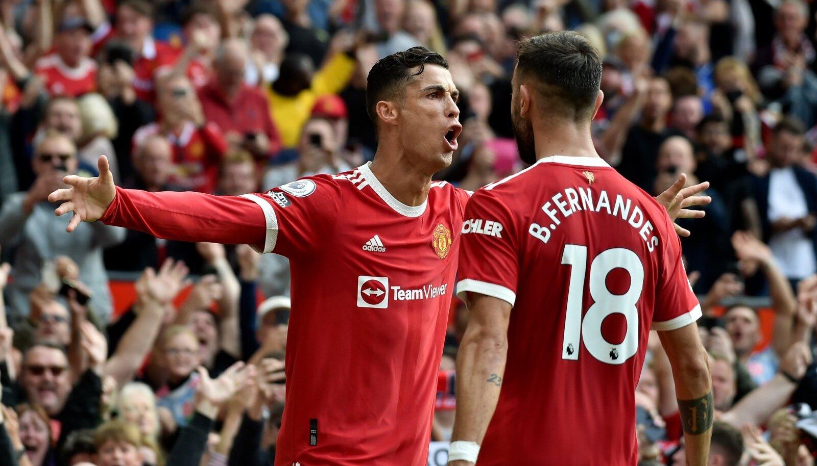 Cristiano Ronaldo tõi Manchester Unitedisse tagasi suured ootused ja lootused.