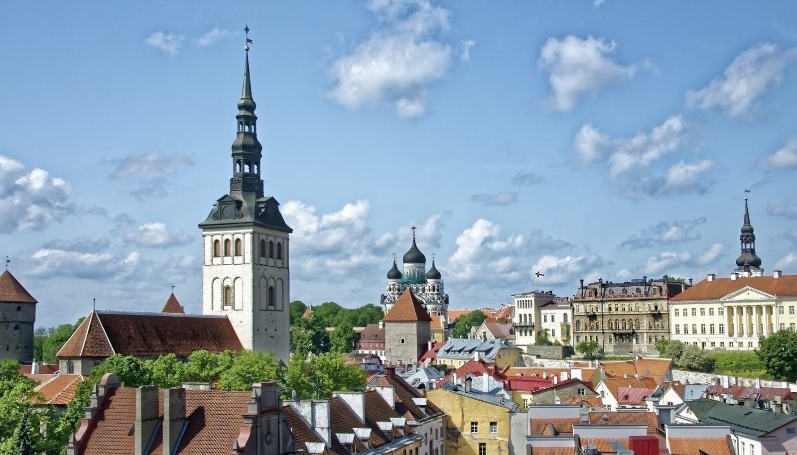 Tallinnas on augustis näha ja teha