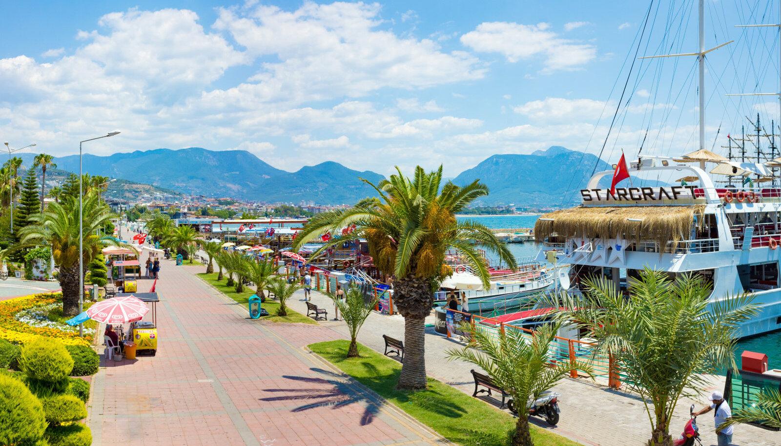 Alanya, Türgi