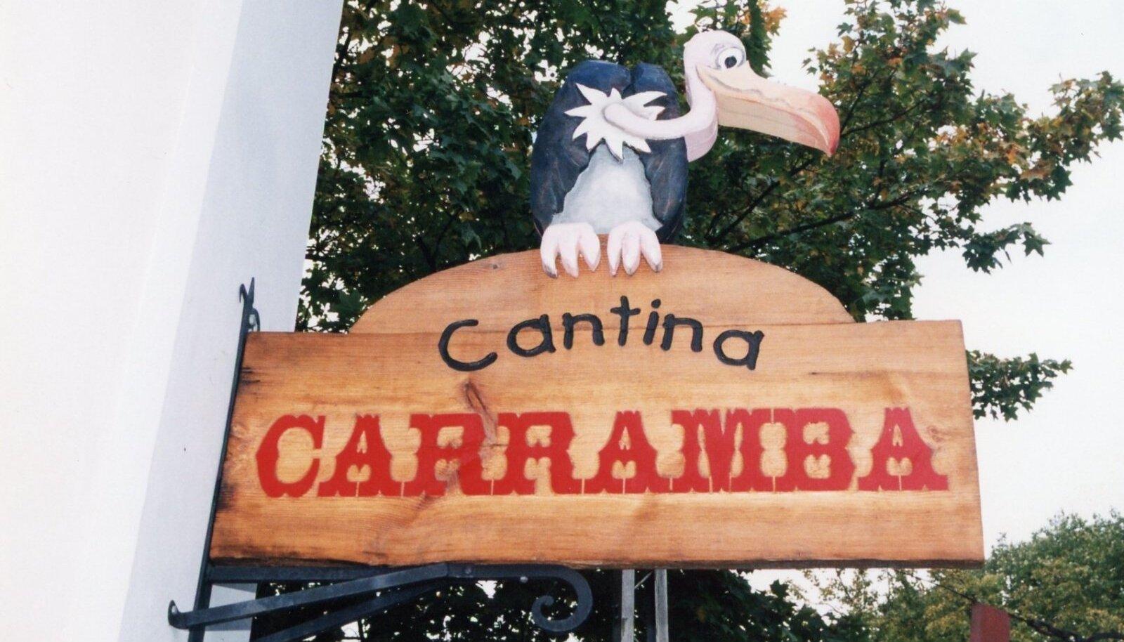 Kadrioru restoran Cantina Carramba