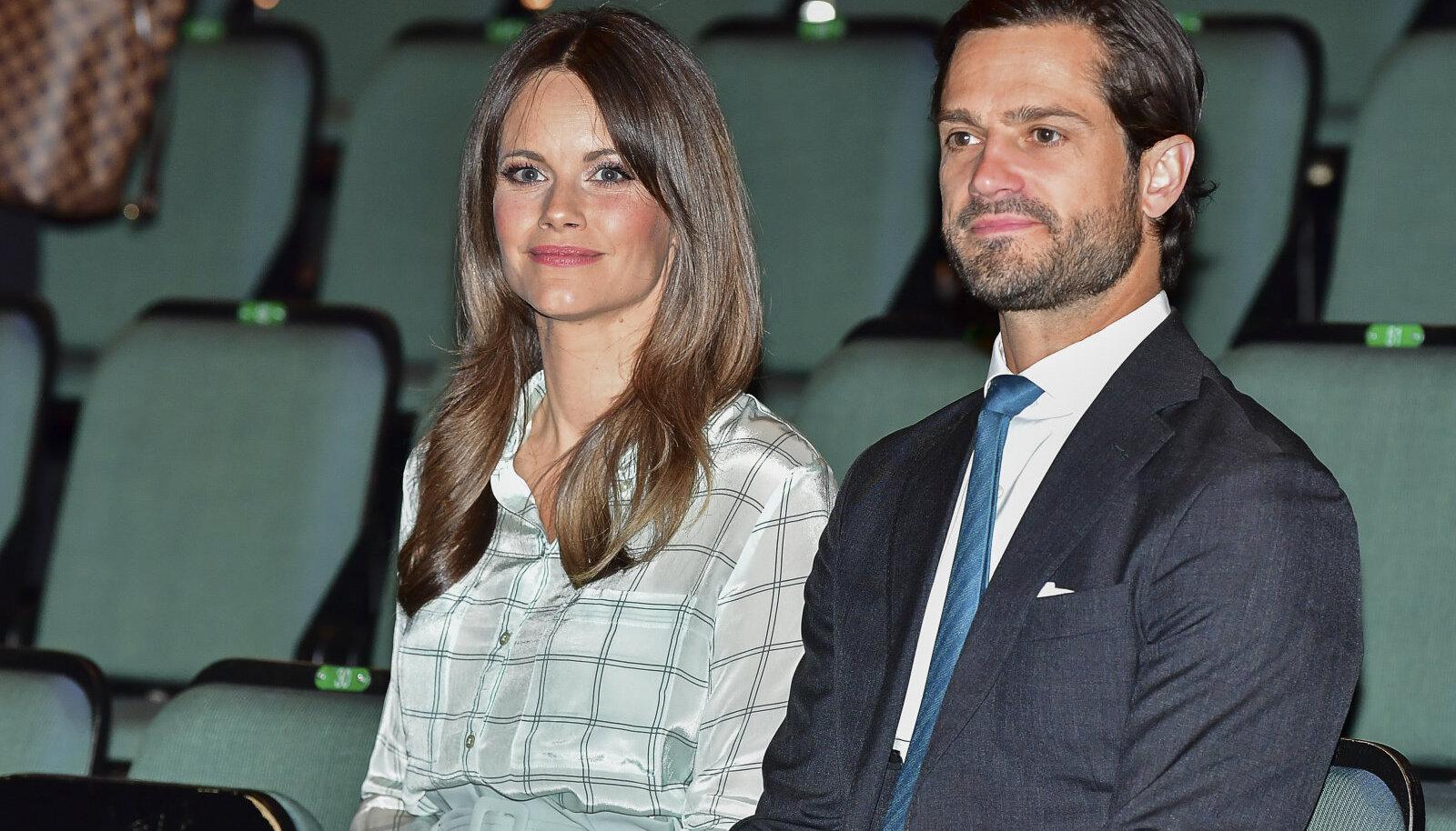 Rootsi prints Carl Philip ja printsess Sofia