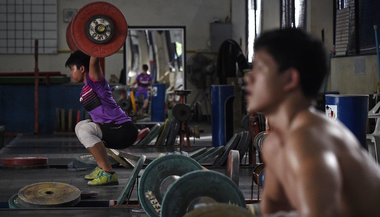 Tai on üks riike, mille tõstjad on andnud hulganisti positiivseid dopinguproove.