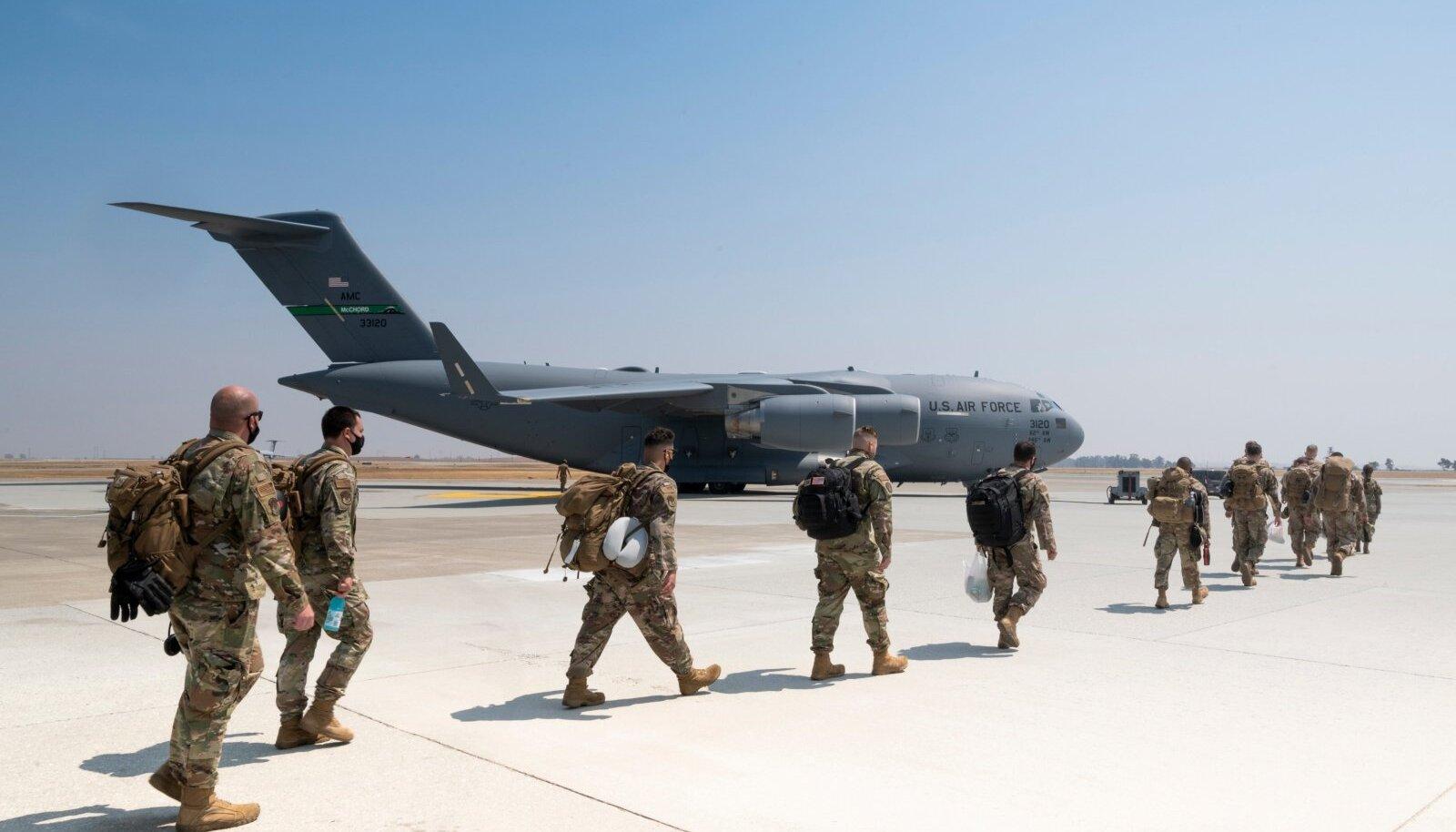 Ameeriklased tuletasid Afganistanis maailmale, sealhulgas ka Eestile meelde, et nende kohalolu ei tohi võtta iseenesestmõistetavalt ja kui kokkuleppeid ei täideta, võivad nad ka minema marssida.