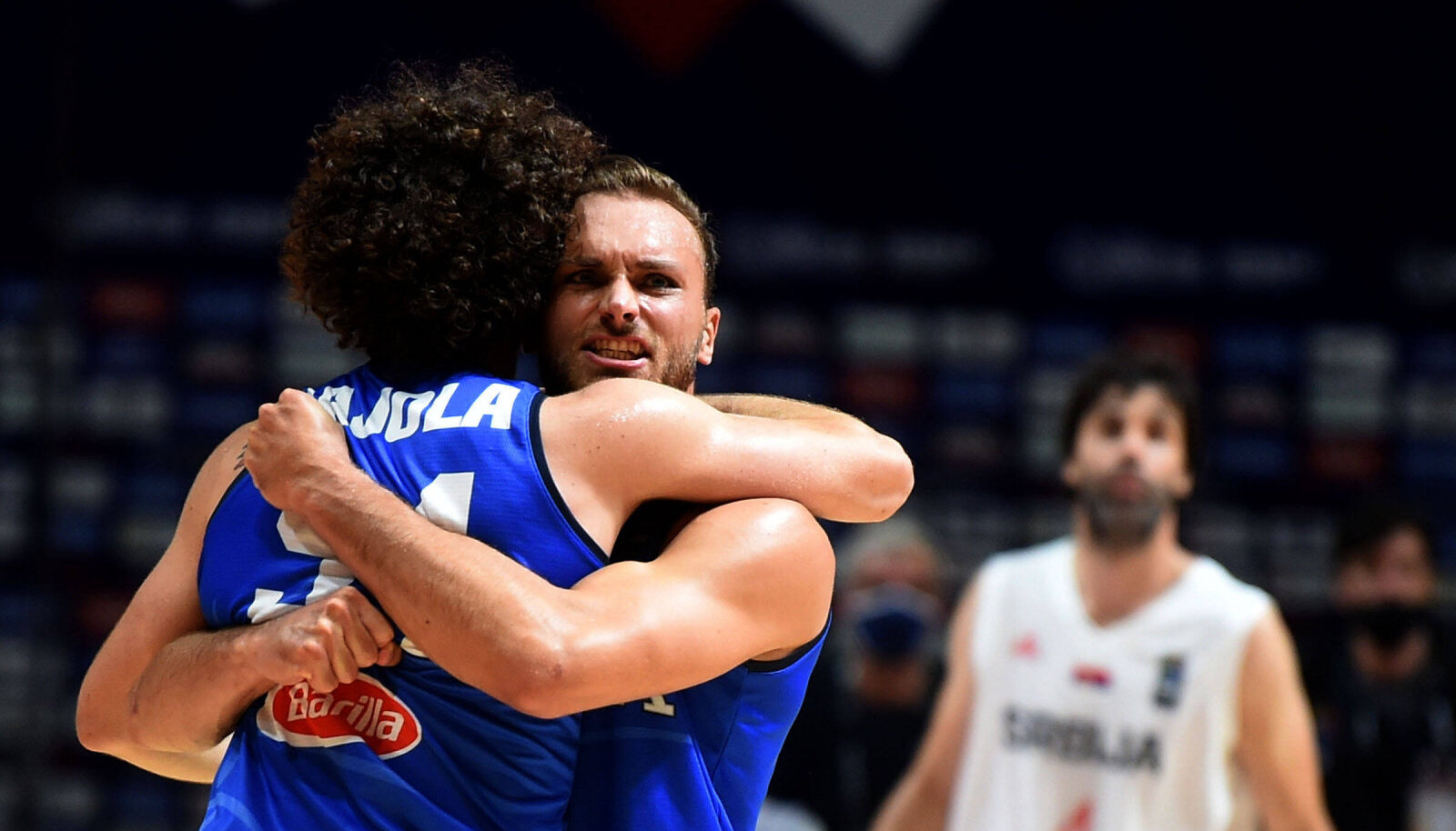 Itaalia kindlustas koha Tokyo olümpia korvpalliturniirile.