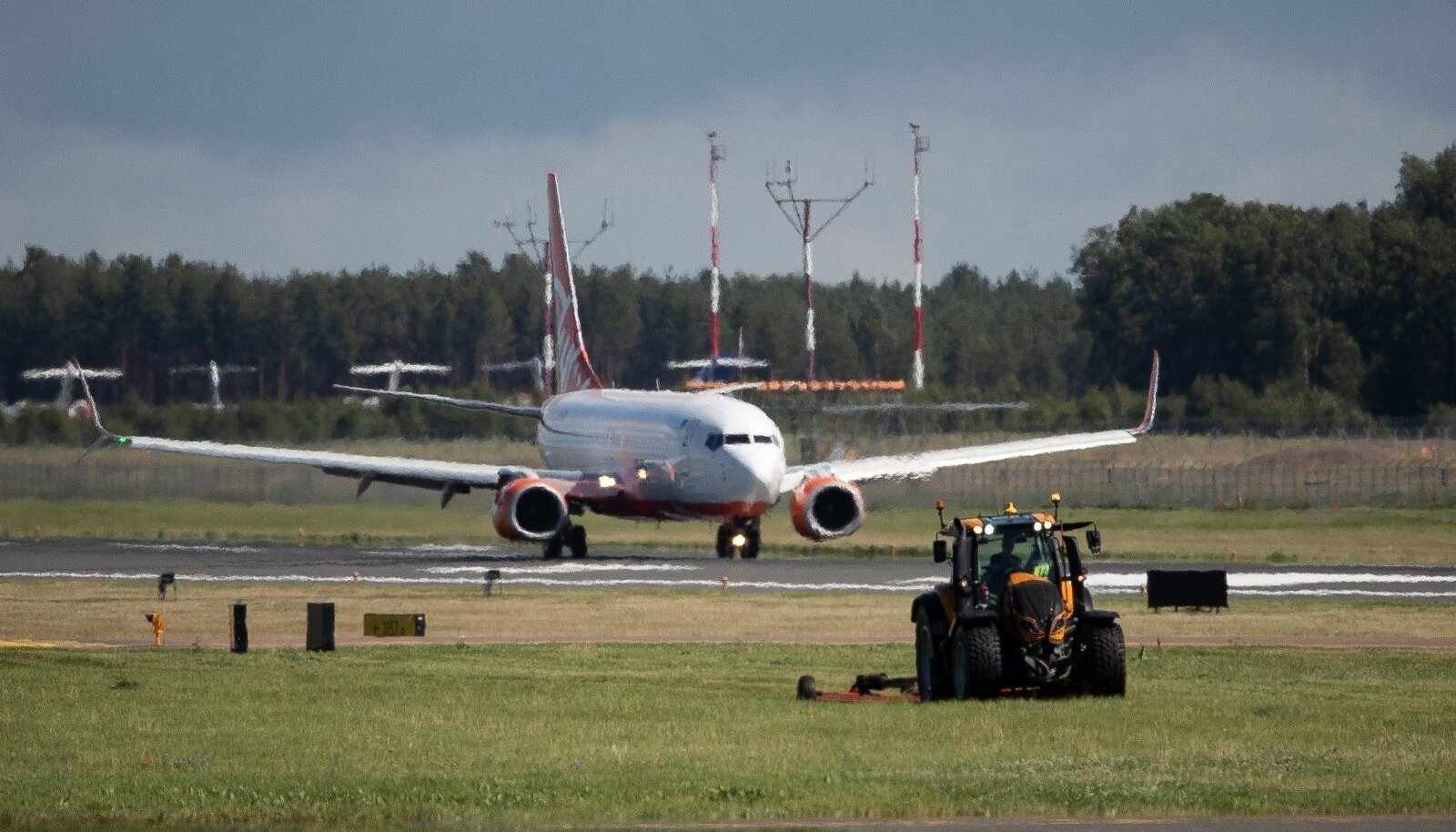 21. juulil saabus erilennuga Eestisse 160 töölist Ukrainast, kellest 12 otsustas PPA nõuete rikkumise tõttu välja saata.