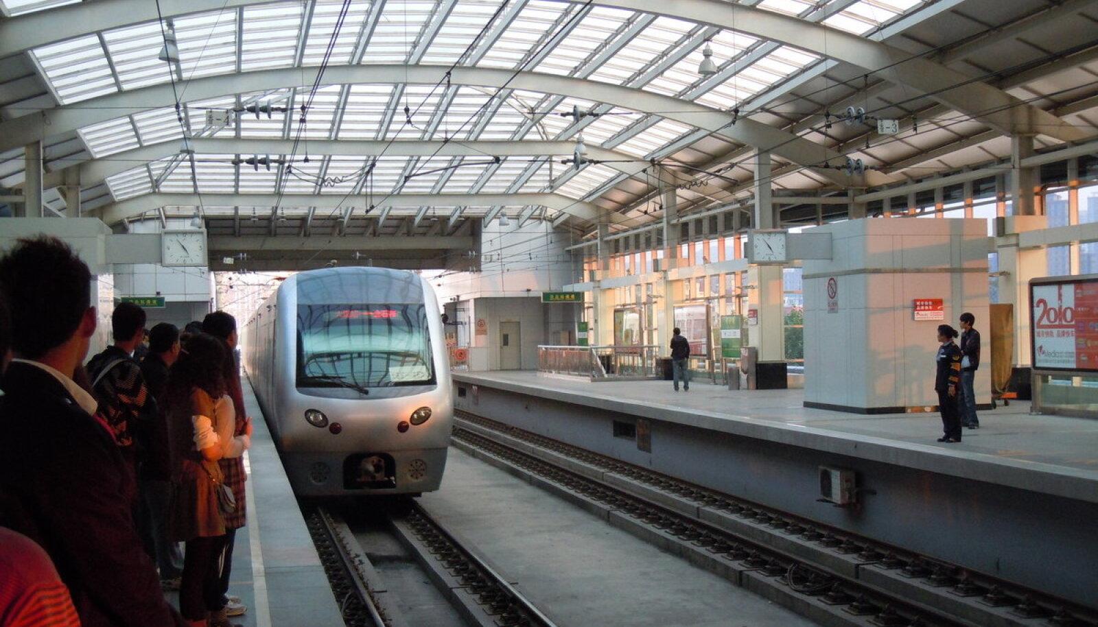 Foto: Dalian Railway