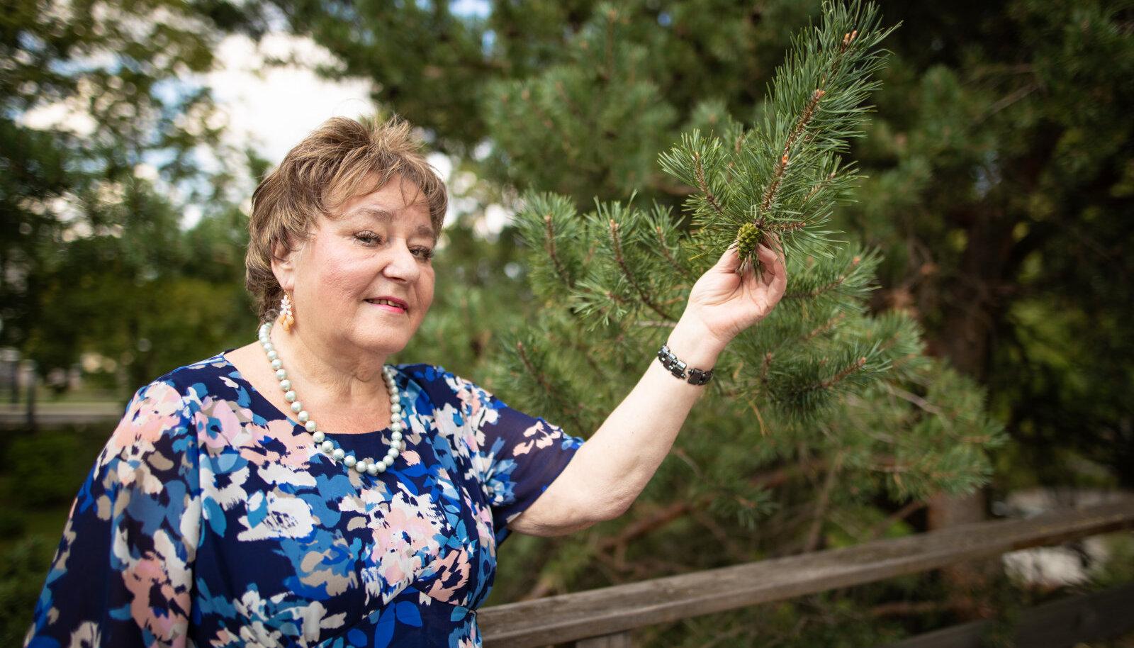 Edda Paukson. Foto: Madis Veltman