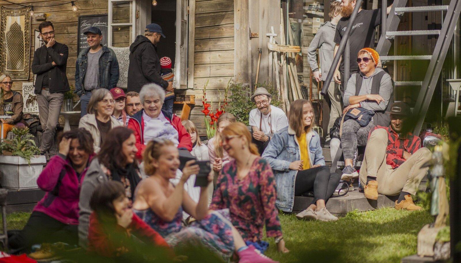Voronja galeriis toimub Tartuffi päev