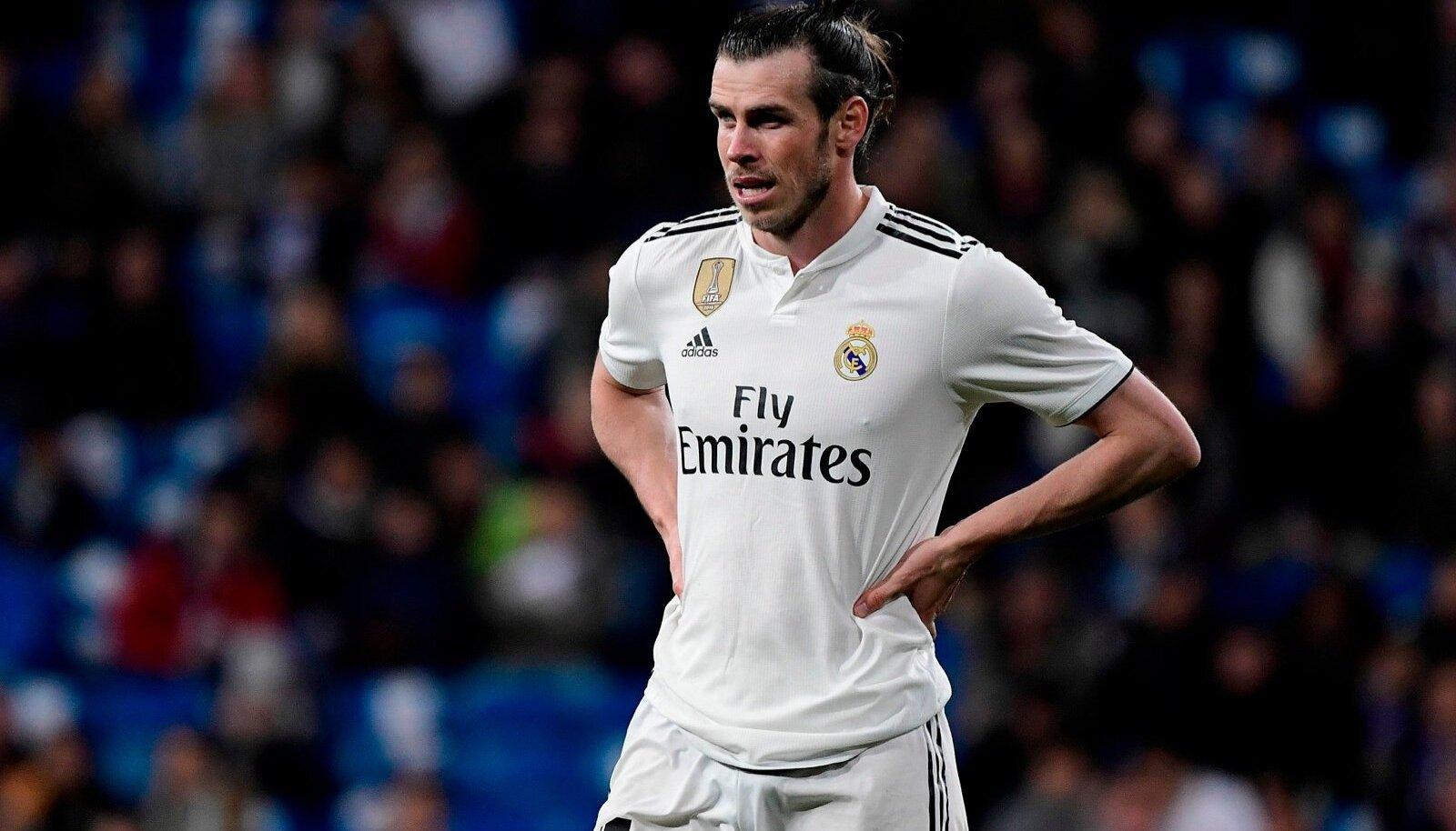 Gareth Bale'i mängud Madridi Realis on tõenäoliselt mängitud.