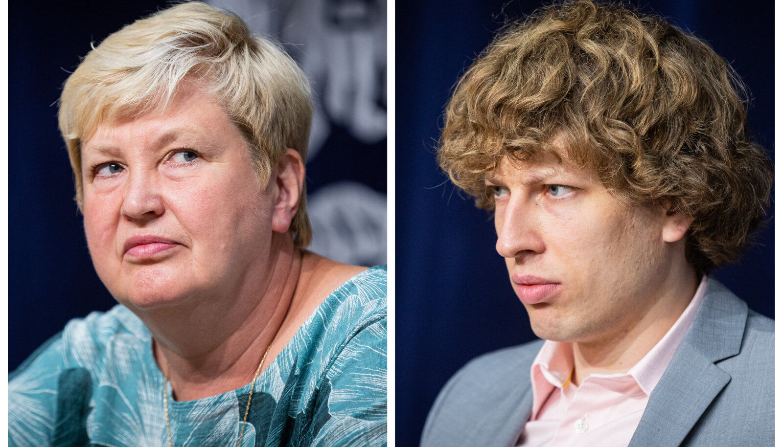 Marika Priske ja Tanel Kiik