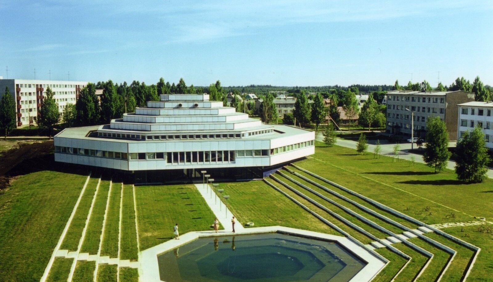 Rapla KEKi haldushoone (1977), Toomas Rein