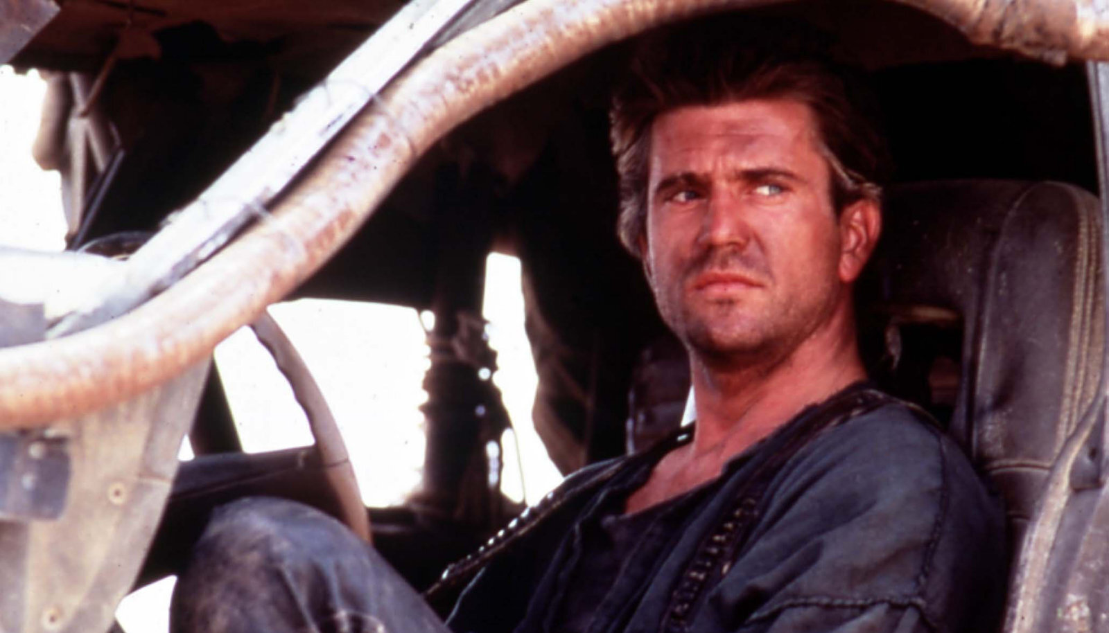 """Mel Gibson """"Mad Max"""""""