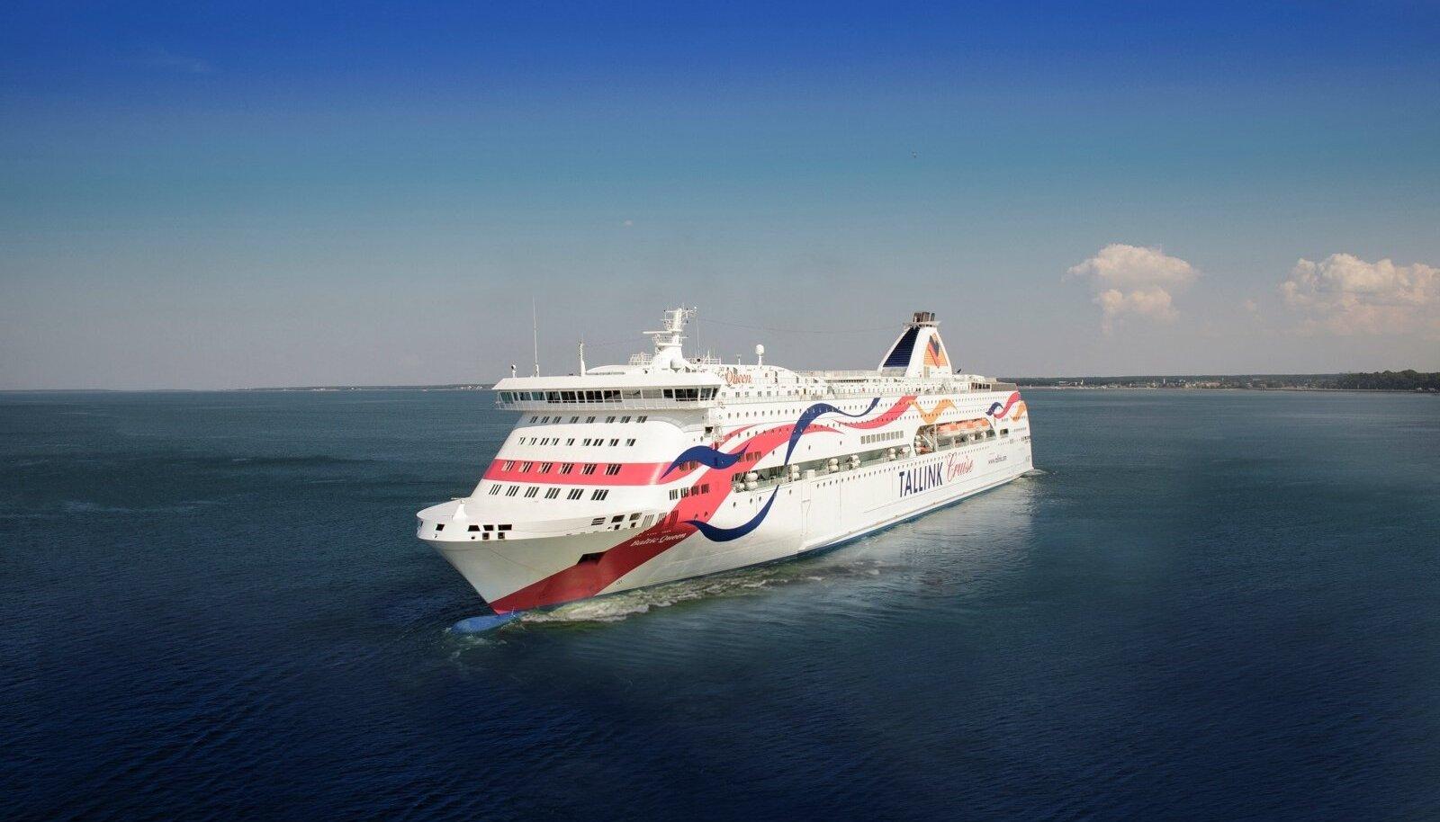 Tallinki laev Baltic Queen